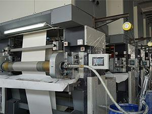 Wallpaper Printing Embossing Line