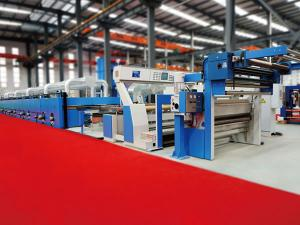 JFA Series Fabric Finishing Stenter Machine